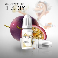 Arômes concentrés - Fruits de la passion - 10ml - Professeur ReaDIY