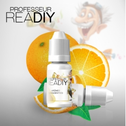 Arômes concentrés - Orange douce Brazil - 10ml - Professeur ReaDIY
