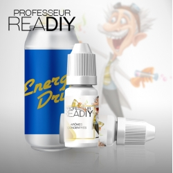 Arômes concentrés - Energy drink - 10ml - Professeur ReaDIY