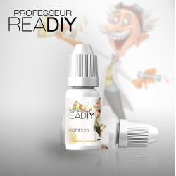 Additif Acetyl Pyrazine - 10ml - Professeur ReaDIY