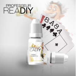 Arômes concentrés - Wild Billy - 10ml - Professeur ReaDIY