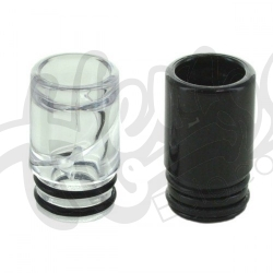Spiral Mouthpiece for eGo AIO (black) - Joyetech