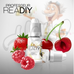 Arômes concentrés - Fruits rouges - 10ml - Professeur ReaDIY