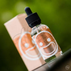 Peach rings 60ml - Emoji liquids