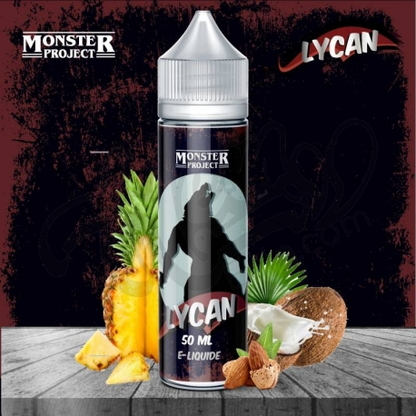 Lycan - 50ml / 00mg - Monster project