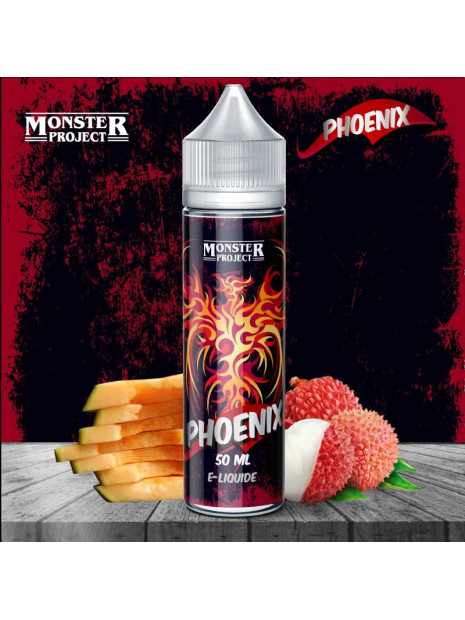 Phoenix - 50ml / 00mg - Monster project