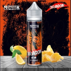 Dragon - 50ml / 00mg - Monster project