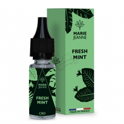 CBD Fresh mint - 10ml - Marie jeane