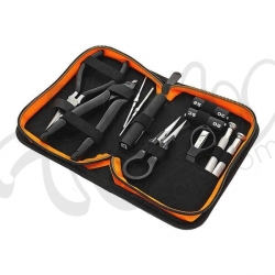 Mini tool kit (black & orange) - Geek vape